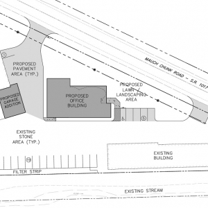 P:\Projects\SERF 0801 - Land Dev Plans 3764 Mauch Chunk Rd\Drawings\xpsite Model (1)
