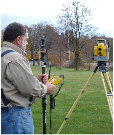 surveying Land Surveying
