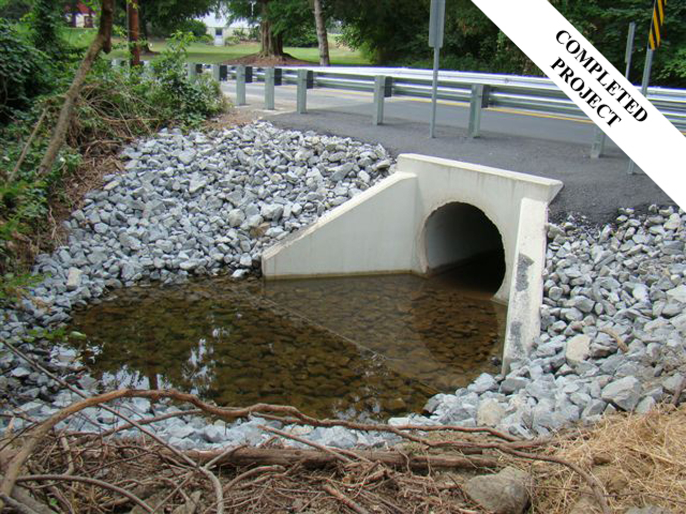 east macungie road culvert ott consulting