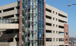 project3 Allentown Government Area Parking Structure