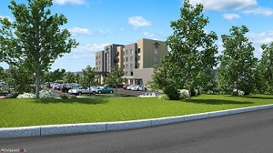 New Hotel and Banquet Center in Center Valley, PA