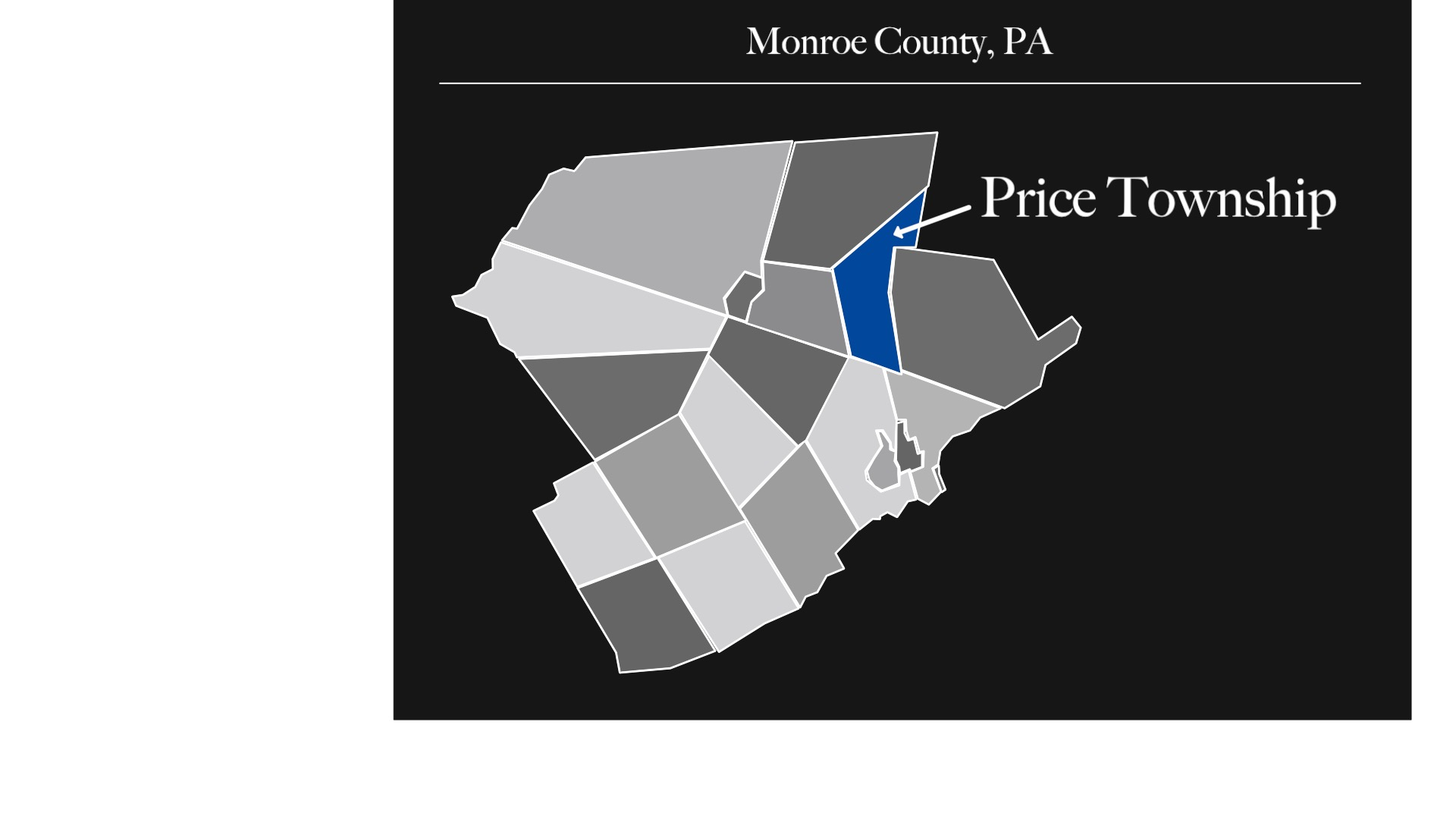 Ott Consulting Price Township Ott Consulting Appointed As Municipal Engineers For Price Township, Monroe County, PA