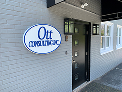 Ott Consulting New Office